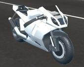 Гонка на мотоцикле