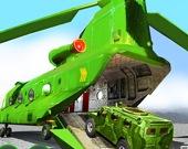 Армейский грузовой вертолет