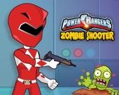 Могучие рейнджеры против зомби