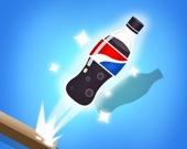 Летящая бутылка