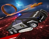 Симулятор трюков на киберавтомобиле