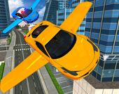 Симулятор летающего автомобиля 3D