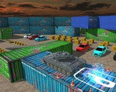 Танковая парковка 3D