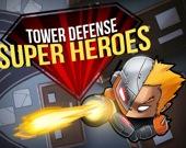 Оборона башни: Супергерои