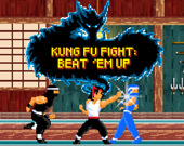 Кунг-фу битва