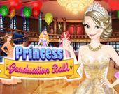 Выпускной Бал Принцессы