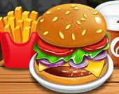 Магазин гамбургеров