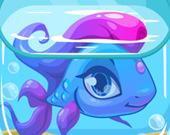 Раскраска Рыбок