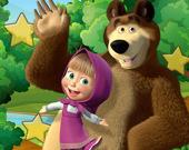 Маленькая девочка и медведь: скрытые звезды