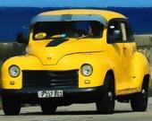 Кубинское такси