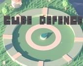 Кубическая оборона 3D