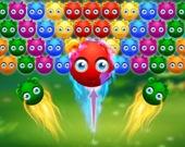 Крушение пузырей-монстров