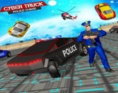Кибергрузовик полиции США