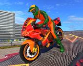 Мототрюки: симулятор вождения 3D