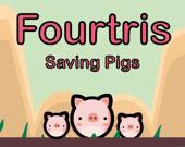Крепость: спаси свинок