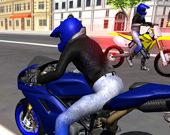 Симулятор мотоцикла