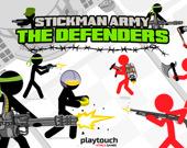 Армия Стикменов: Оборона