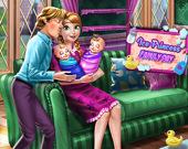 Семейный день Ледяной принцессы