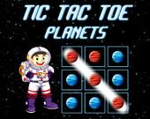 Крестики-нолики с планетами