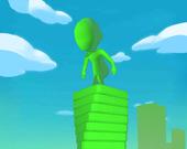 Слёт c башни