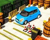 Запаркуй машину. Продвинутая симуляция