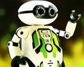 Умные роботы - Пазл