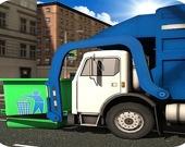 Симулятор городского мусоровоза