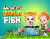 Золотая рыбка для малышки Хэйзл