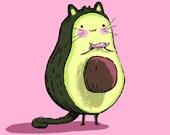 Паззл: Авокадо
