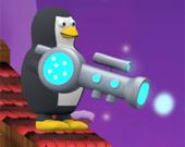 Пингвины против Снеговиков