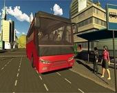 Симулятор пассажирского автобуса: Город/Деревня
