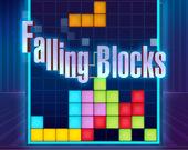 Тетрис игра: Падающие блоки