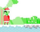 Пикселькенштейн с Рождеством Христовым