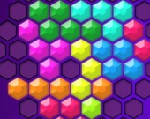 Соедини шестиугольники