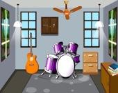 Побег из дома музыканта