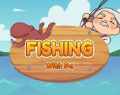 Рыбалка с дедушкой