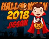 Пазл: Хэллоуин 2018