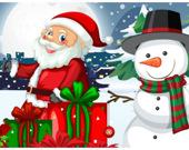 4х4 Рождество