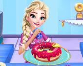 Магазин пончиков Элизы