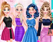 Принцессы: Субботняя вечеринка