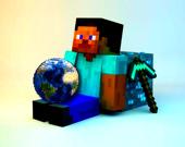 Майнблок: Выживание на Земле