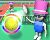 Кубический теннис