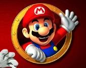 Супер-Марио - Найди отличия