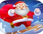 Рождественское приключение Санты