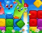Взрыв кубиков