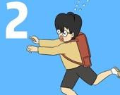 Поздно идти в школу 2