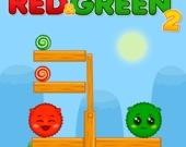 Красное и Зелёное 2