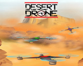 Пустынный дрон