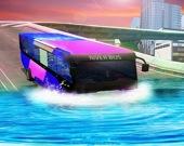 Гонки на автобусах по воде