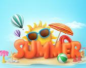 Пазл счастливое лето